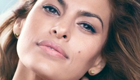 Eva Mendes has been the newest brand ambassador for Estee Lauder.