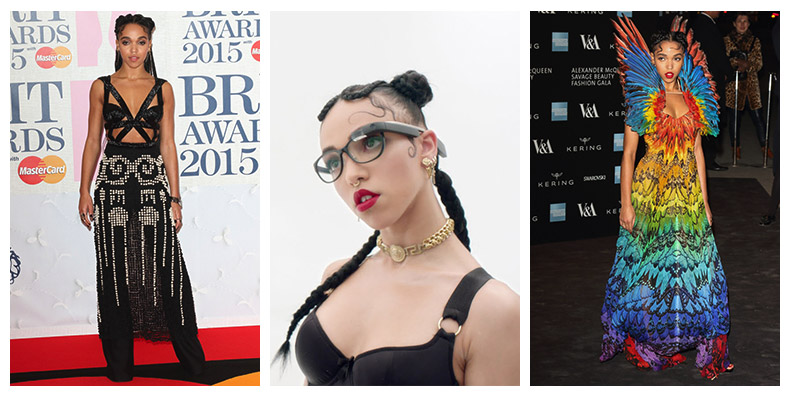 Fka Twigs Fashion Her Style In Photos