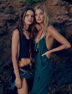 Free People Hits the High Seas for April Campaign