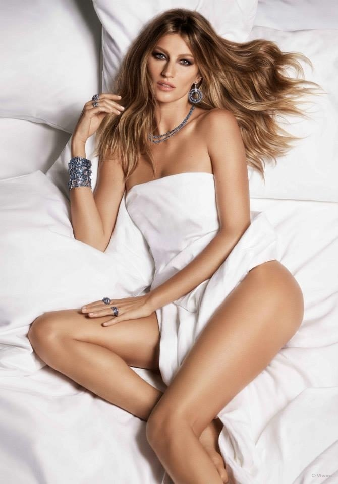 Gisele celebrates her 20th year of modeling this year.