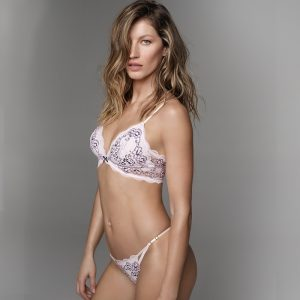 Gisele Bundchen is a Bombshell in New Intimates Video