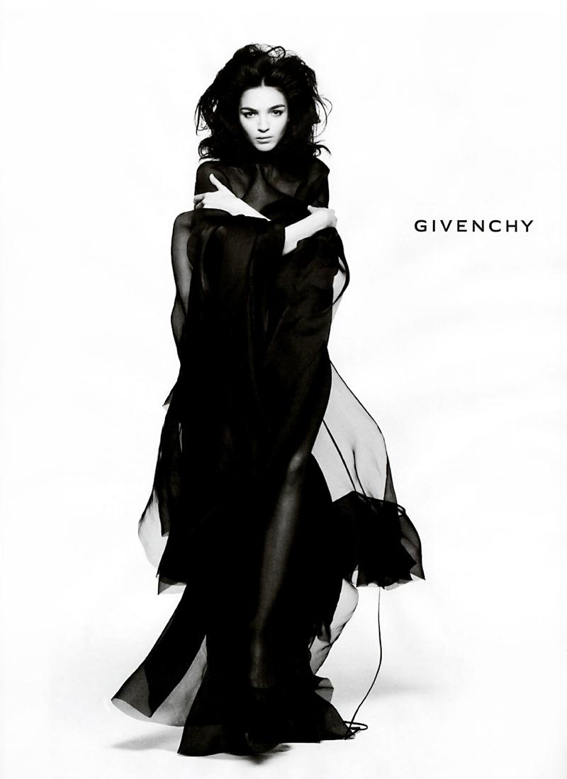 Givenchy's Riccardo Tisci Talks His Model Muses