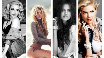Famous Guess models