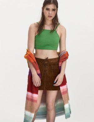 Hailee Steinfeld Wears Retro Style for FLAUNT Feature