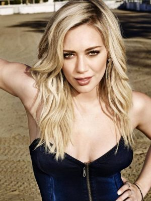 "Hilary Duff in Shape: ""There's so much pressure to have it all"""