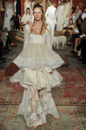 Bridal Spring 2016: Houghton Designs for the Bohemian Bride