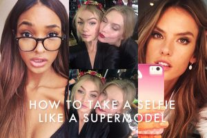 How to Take an Instagram Selfie Like a Supermodel
