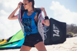 Josephine Skriver is Ready for Beach Season in Juicy Couture