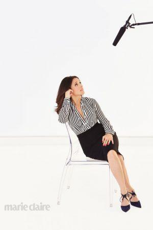 'Veep' Star Julia Louis-Dreyfus Explains How She Picks Projects