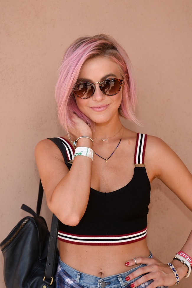 Light pink hair ombre tumblr