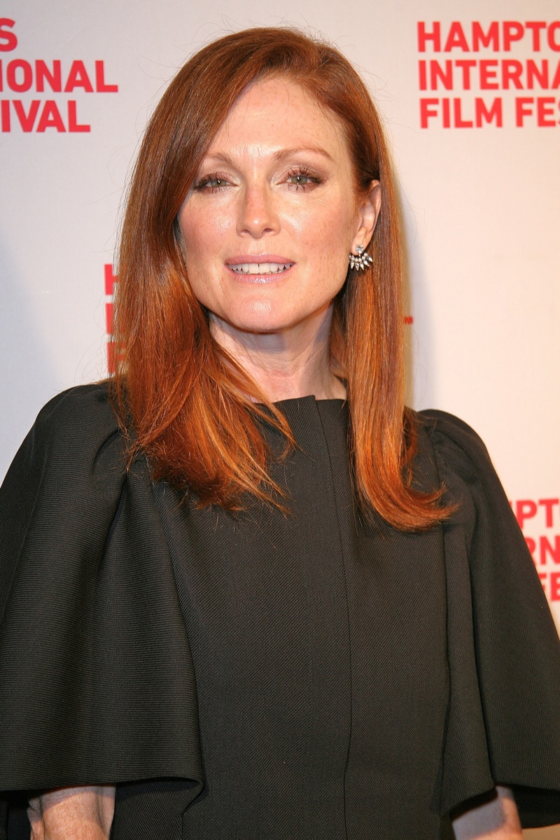 Oscar-winning actress Julianne Moore is certainly one of Hollywood's most famous redheads. Acting since the 80s, Julianne is known for roles in 'Still Alice', 'The Big Lebowski' and 'Crazy, Stupid, Love.' Photo: Jakes Van Der Watt / PR Photos