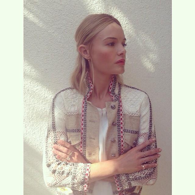 Kate Bosworth Shares C... Kate Bosworth Instagram