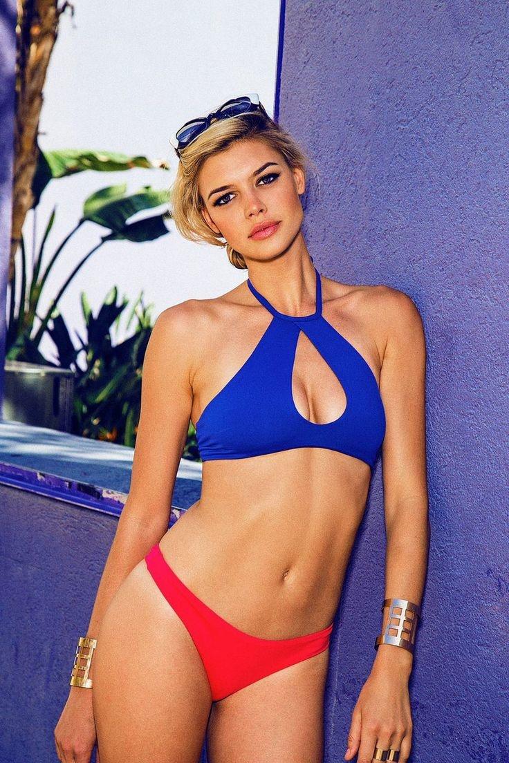 Kelly Rohrbach Stars in Rise City Swimwear Spring 2015