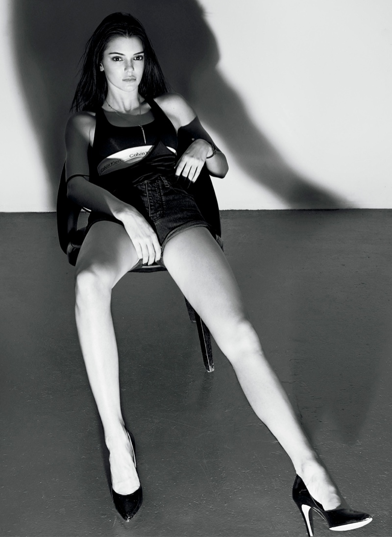 At 19-years-old, Kendall has appeared in campaigns for Karl Lagerfeld, Marc Jacobs, Givenchy and Estee Lauder