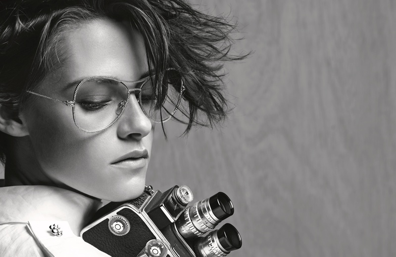 The images were captured by Chanel creative director Karl Lagerfeld