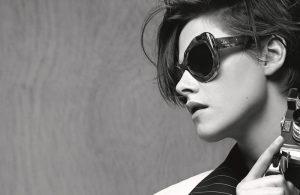 Kristen Stewart Plays A Photojournalist for Chanel Eyewear