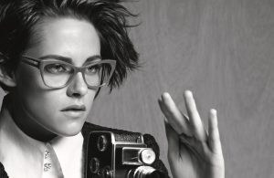 Kristen Stewart Plays A Photojournalist for Chanel Eyewear