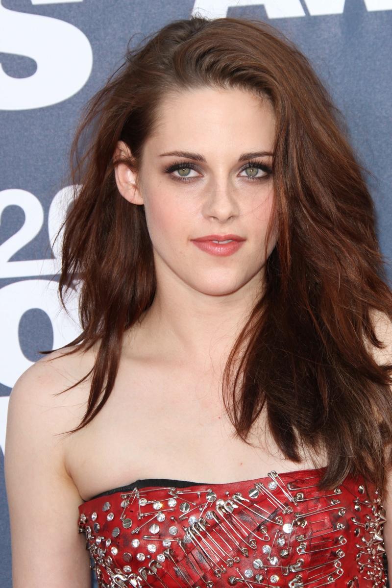 Kristen Stewart Hair Color Timeline Photos Fashion