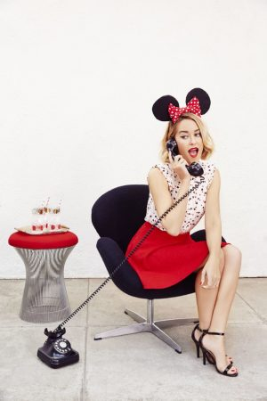 Lauren Conrad Gets Inspired by Minnie Mouse for New Collection