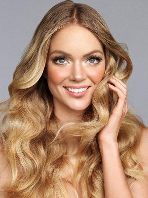 Lindsay Ellingson Gets Glam for Wander Beauty Shoot