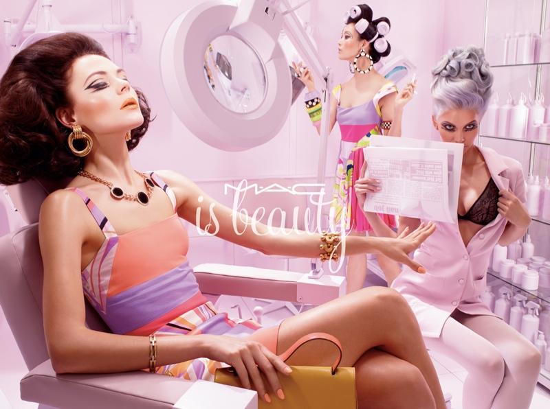 MAC Cosmetics 'MAC is Beauty' Campaign