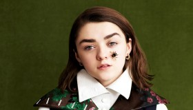 Maisie says that adults don't know s--t about being 17-years-old