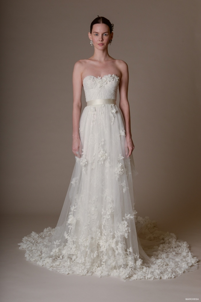 fashion wedding dress trends