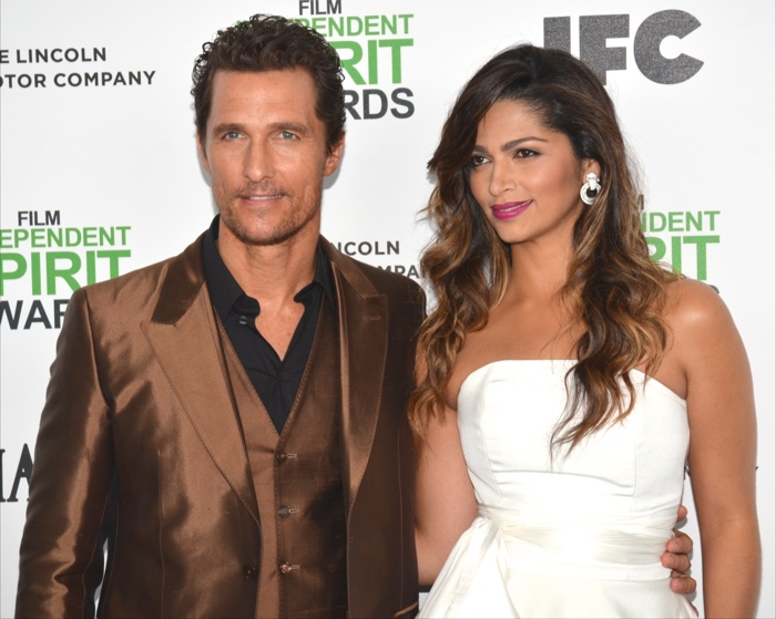8 Times Matthew McConaughey & Camila Alves Were the Best Dressed Couple