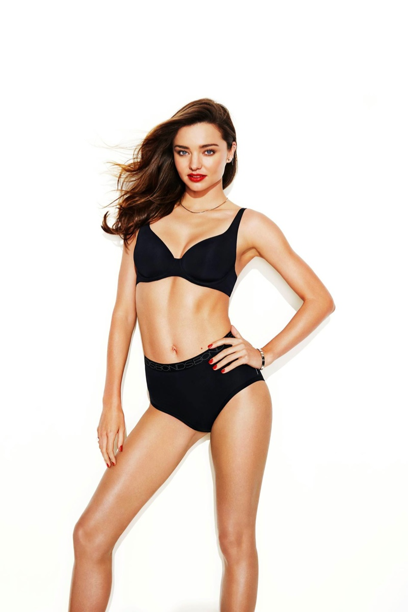 Bonds Celebrates 100th Anniversary with Miranda Kerr