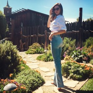 Instagram Style: See Miranda Kerr's Best Denim Looks