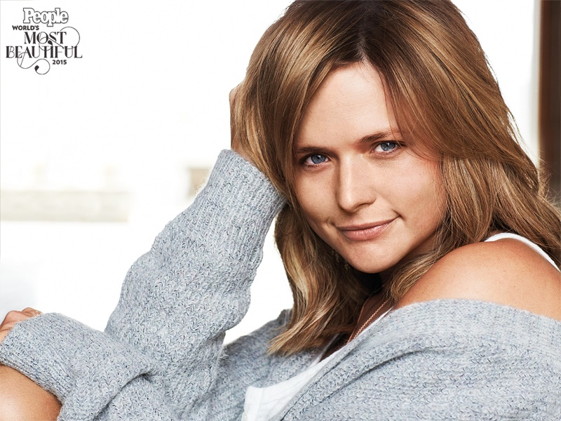 Miranda Lambert goes without makeup for PEOPLE's Most Beautiful Issue.