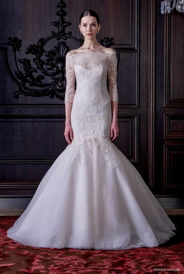 Monique Lhuillier Wedding Dresses Spring 2016 10