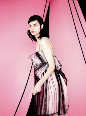 Here's a Look at the NARS & Christopher Kane Collab