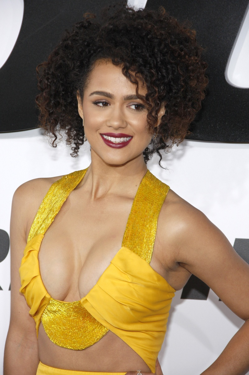 9 Celebrities Who Rock Their Natural Hair