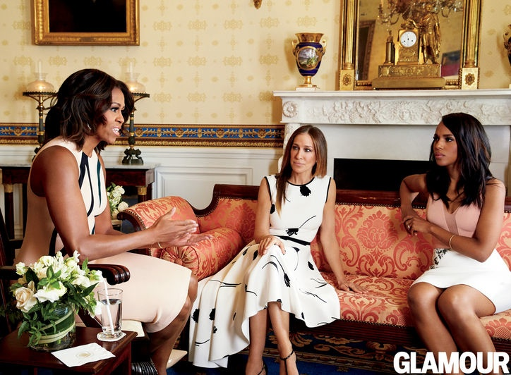 The trio of powerful women discuss Joining Forces: an initiative to help veterans.