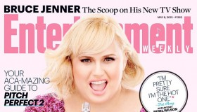 Rebel Wilson lands the May 8, 2015, cover of Entertainment Weekly