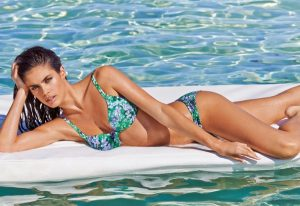 Sara Sampaio is Smokin' Hot in Calzedonia Bikinis