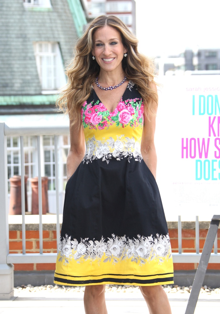 5 ways to wear the floral trend