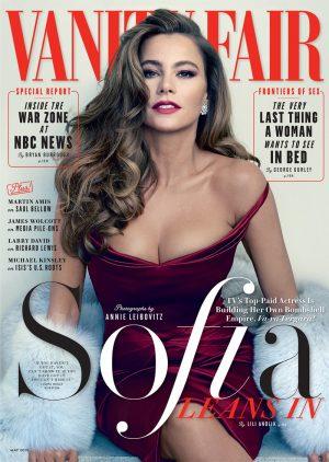 "Sofia Vergara Hits Back at Critics Who Say She Wears the ""Same Dress"" All the Time"