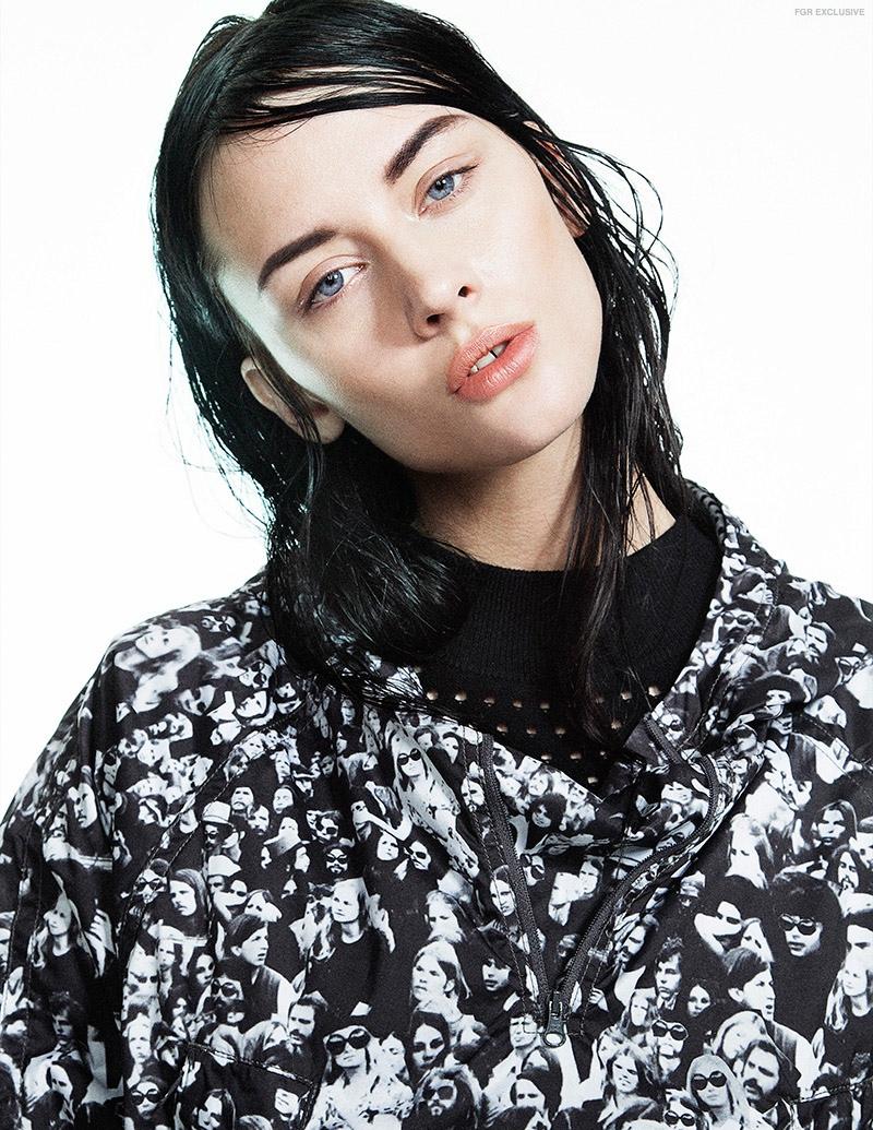 Sweater Cheap Monday, Jacket Adidas by Stella McCartney