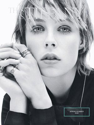 Edie Campbell Shows a New Tiffany & Co. Girl in Spring Film
