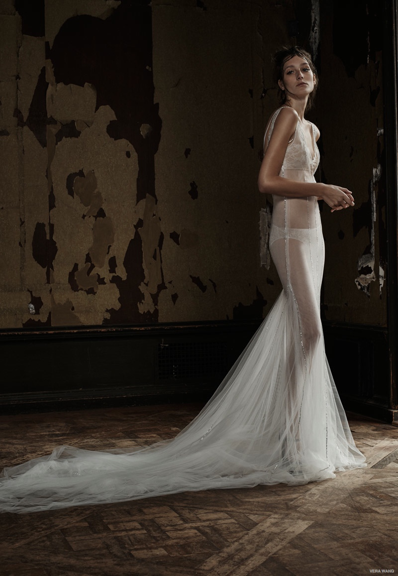 Vera wang 2016 spring summer wedding dresses for Vera wang used wedding dress