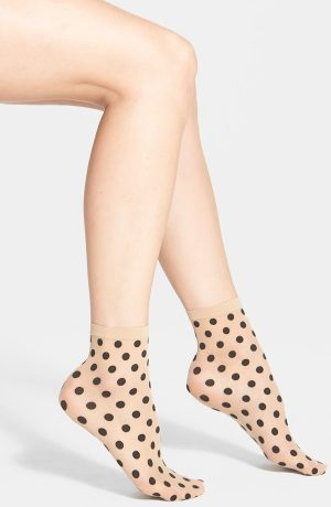 Seeing Spots! 7 Polka Dot Socks to Accessorize With