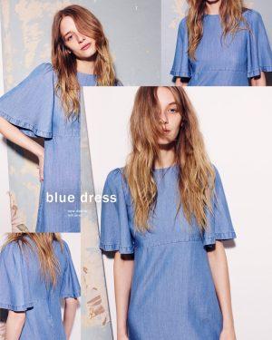 Zara Shows How to Wear Denim This Spring