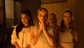 Ariana Grande, Emma Roberts, Abigail Breslin and Billie Lourd
