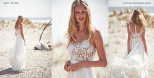 Bohemian Bridal Styles for Perfect Summer Wedding