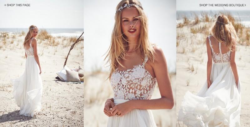 Bohemian Bridal Styles for Perfect Summer Wedding