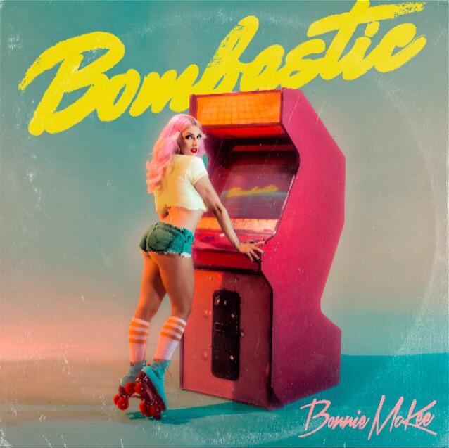 Bonnie McKee 'Bombastic' EP cover