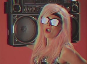 Bonnie McKee Brings Back 80s Aerobics Looks with 'Bombastic' Music Video