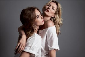Cara Delevingne + Kate Moss to Star in Mango's Fall Campaign